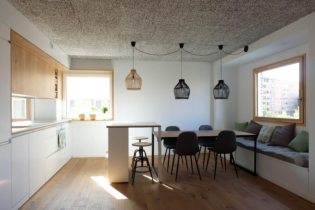 Reforma Integral Passivhaus/Enerphit